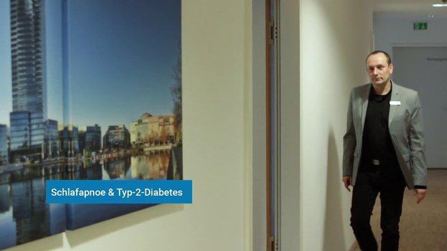 Schlafapnoe & Typ-2-Diabetes