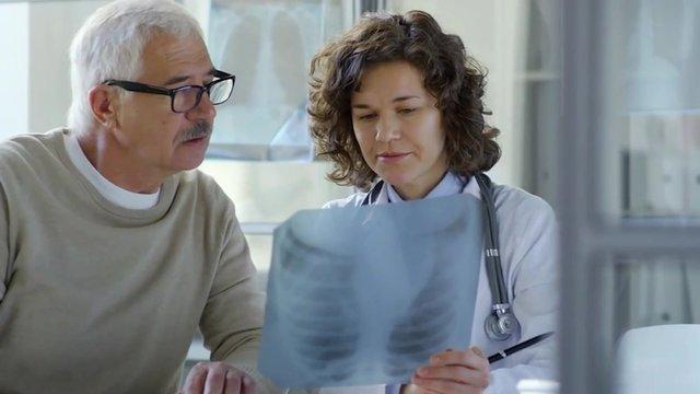 COPD – Chronisch obstruktive Lungenerkrankung