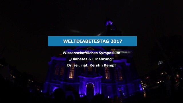 Weltdiabetestag 2017 – Wissenschaftliches Symposium