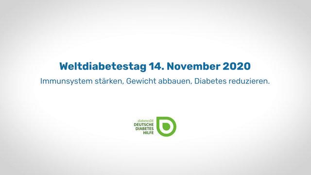 Weltdiabetestag – Godehard Wons – Einspieler