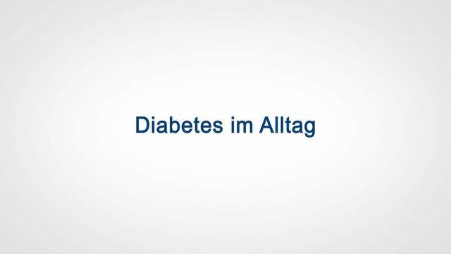 Tipp: Diabetes im Alltag