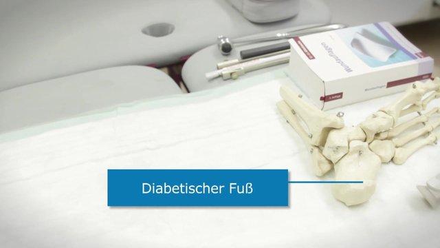 Der Diabetische Fuß – Einführung