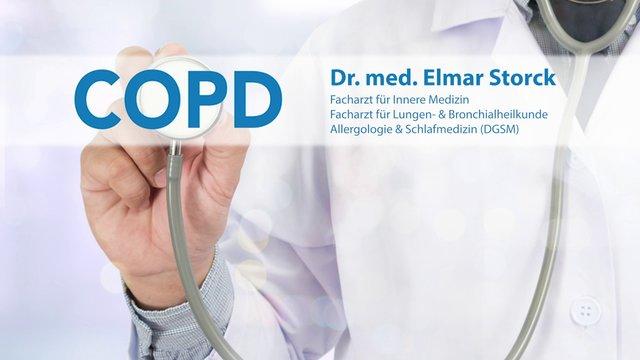 Dr. med. Elmar Storck – COPD