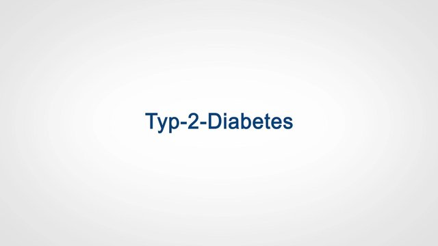 Mythos: Typ 2 – Diabetes