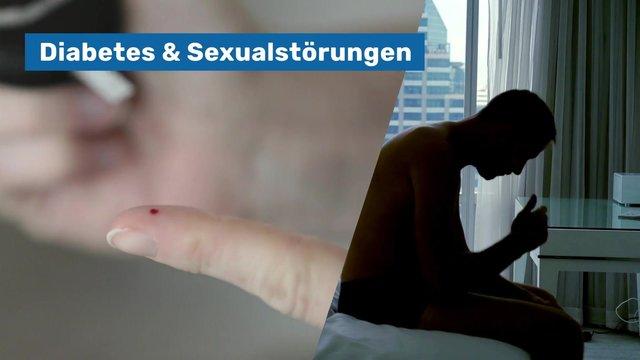 Diabetes & Sexualstörungen