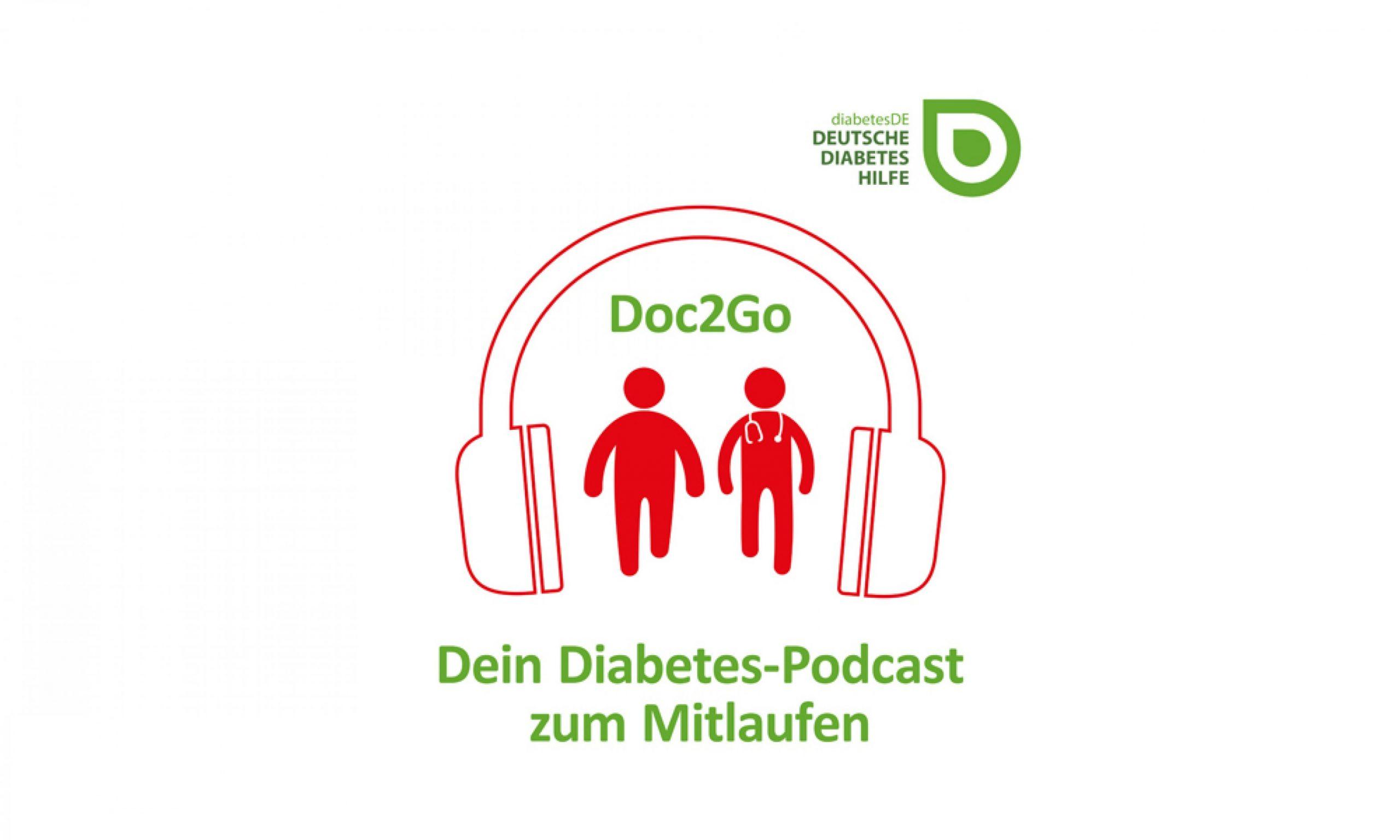 Doc2Go – der erste Diabetes-Podcast zum Mitlaufen
