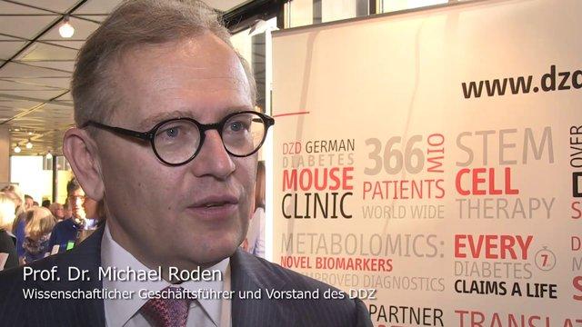 Prof. Dr. Michael Roden – 13. Düsseldorfer Diabetestag