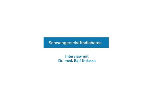 Schwangerschaftsdiabetes – Diagnose & Behandlung