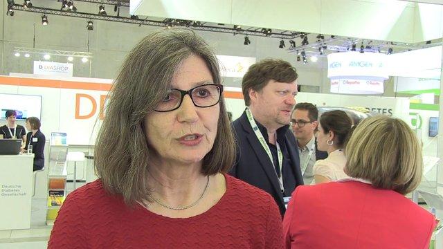 Ursula Breitenbach- Diabetika Magazin