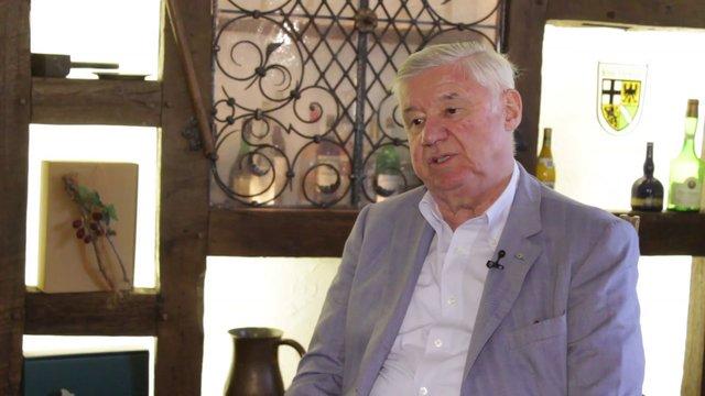 Dr. med. Gerhard Kreuter über Wein und Diabetes