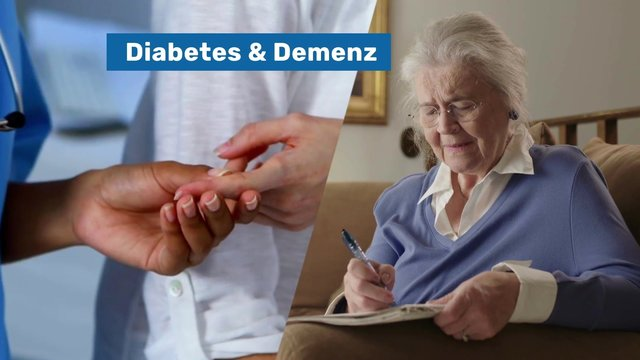 Diabetes & Demenz