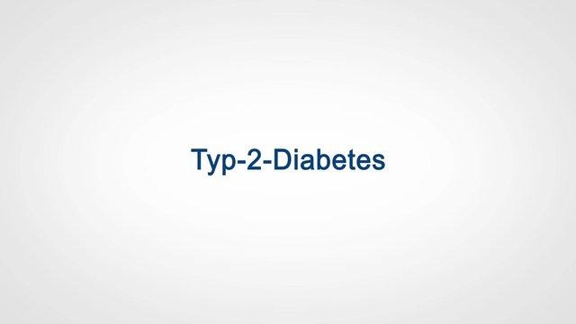 Mythos: Typ 2 – Diabetes