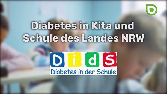 """Spendenprojekt """"Diabetes in Kitas und Schulen"""""""