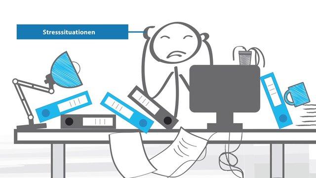 Führt Stress zur Unterzuckerung?