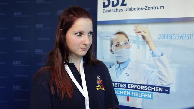 Düsseldorfer Diabetestag 2019 – Lena